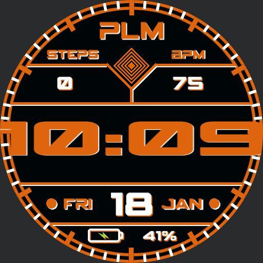 Orange PLM1