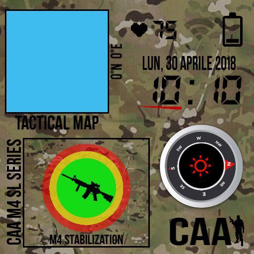 CAA M4 SL Softair monitor