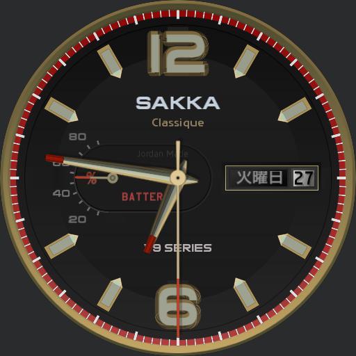 Sakka v9 Classique