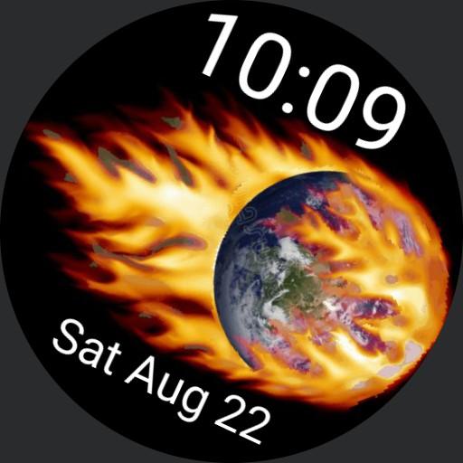 FireBall  Earth - SDJ