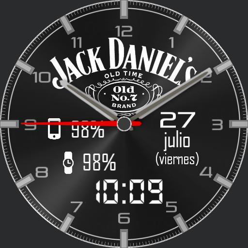 SALVA Jack Daniels