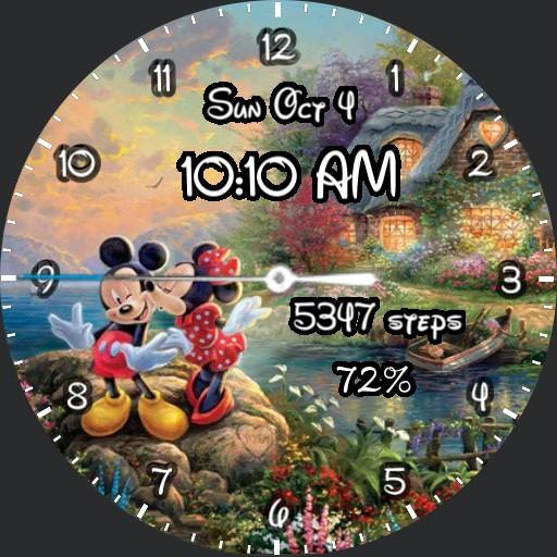 Mickey My Sweetheart