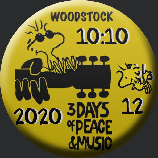 WoodStock 3 Days Of Peace
