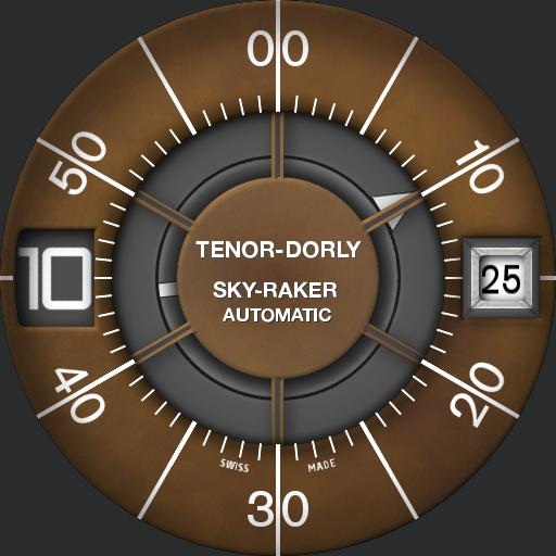 Tenor-Dorly Sky-Raker Automatic