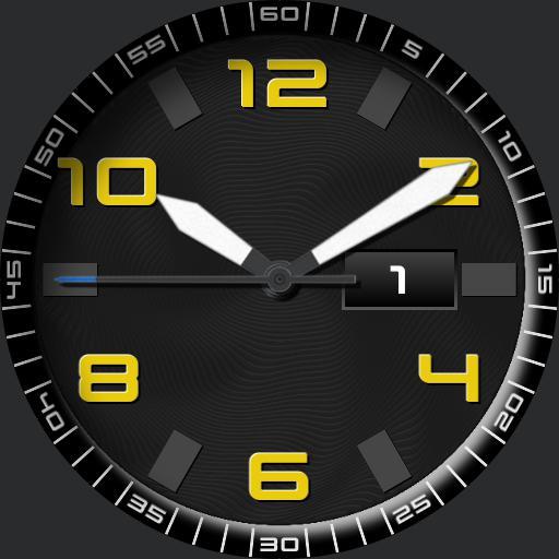 CK Big and bold field watch