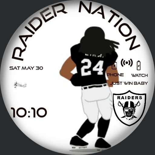 Oakland/Las Vegas Raiders