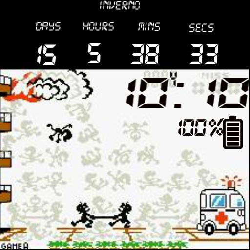 Game  and Watch INVERNO