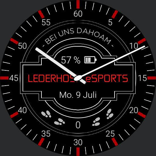 Lederhosn eSports RED