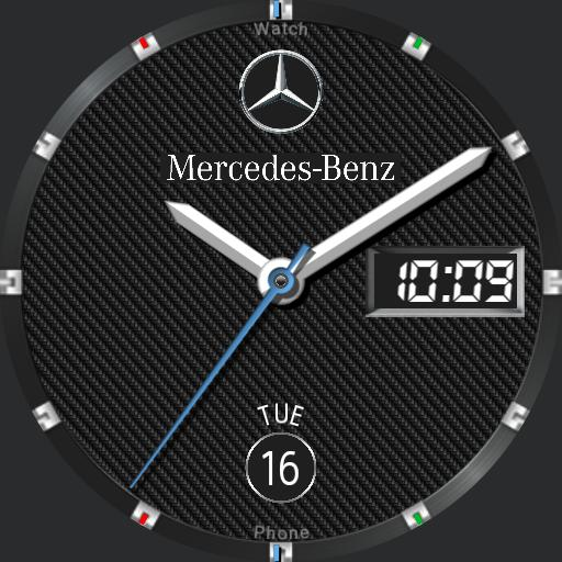 AFA Mercedes watch