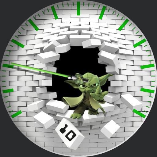 Bad-Arse Yoda