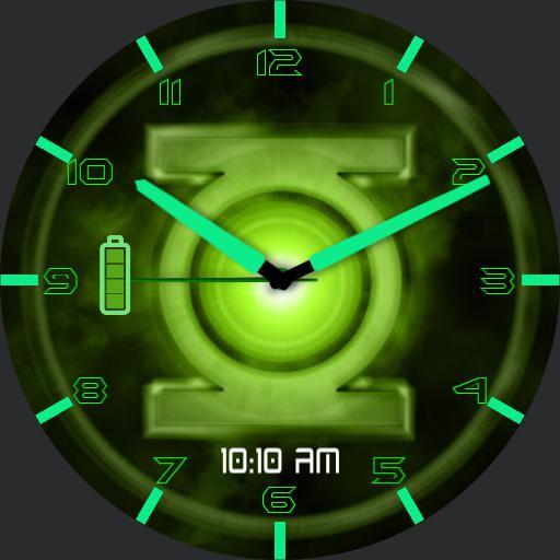 Green Lantern Power mmm