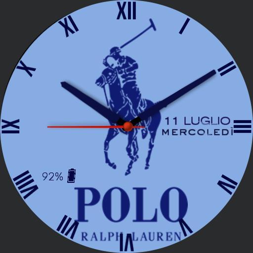 Polo RL Blue EIG