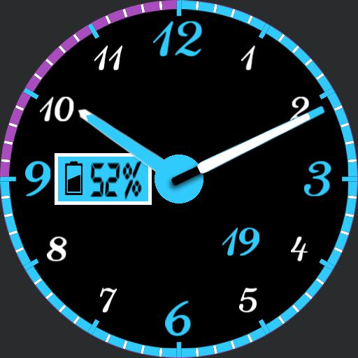 Decent Clock