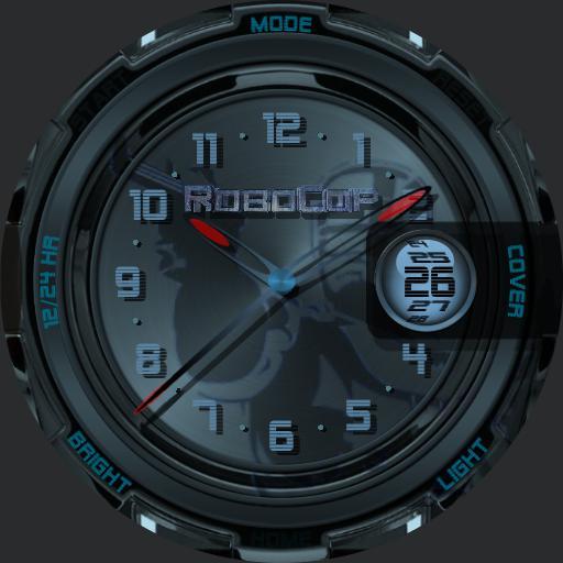 DARKTECH Robocop