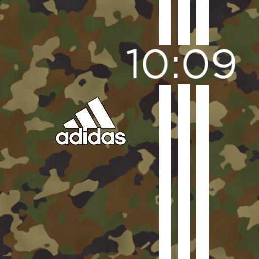 Adidas Camo 12h