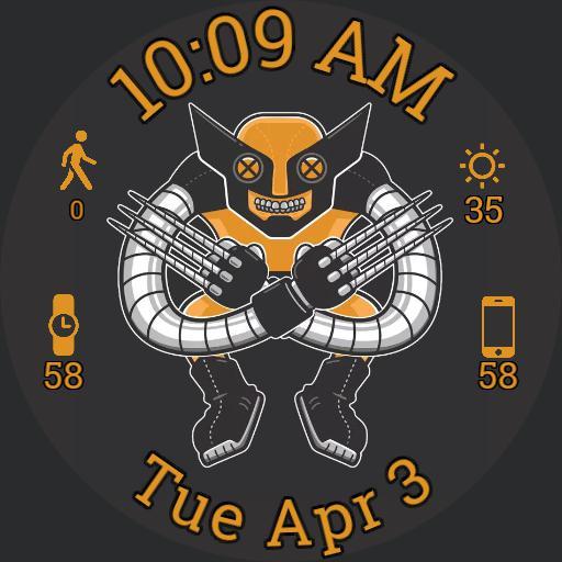 Mutant Weapon Wolverine