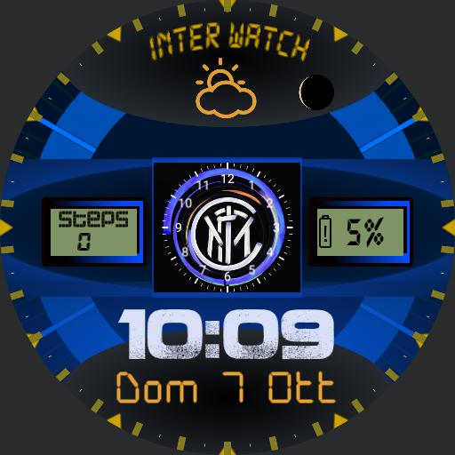 Inter Watch 3 Copy