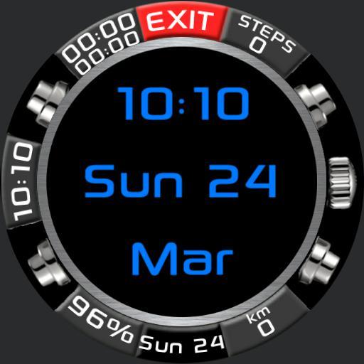 Opulence SuperDiver GMT v1.4 final