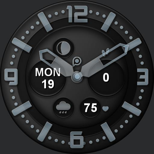 PREMIUM_INFINITY Watch Face