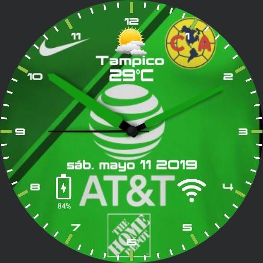 Marche Verde club america