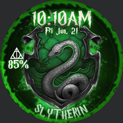 Slytherin Harry Potter V2