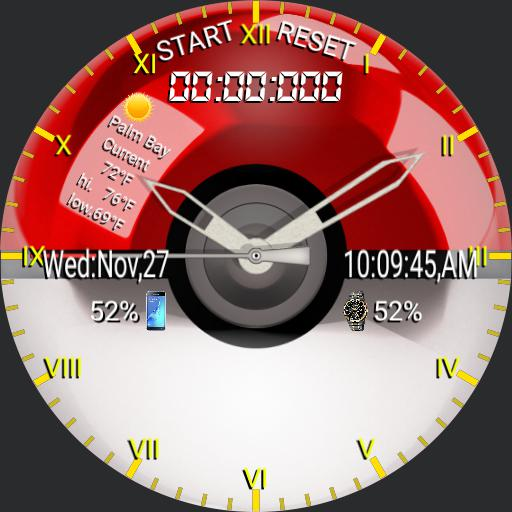 Pokmon stop watch
