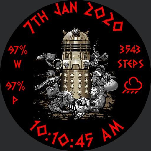 Dalek Watch