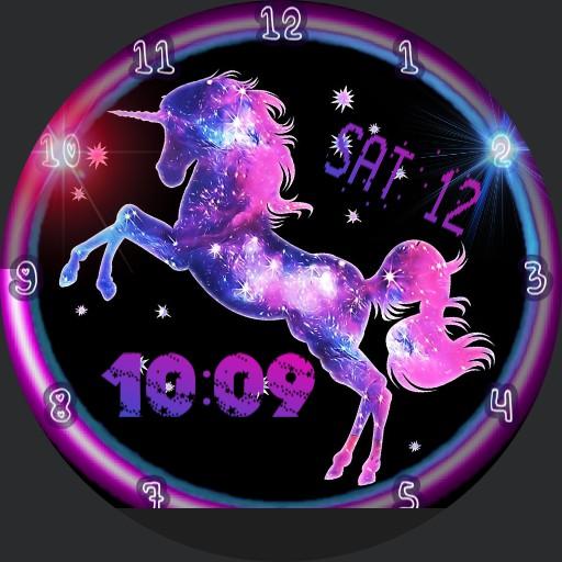 neon unicorn 2