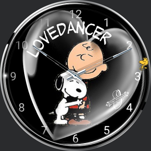 Snoopy Lovedancer Animation