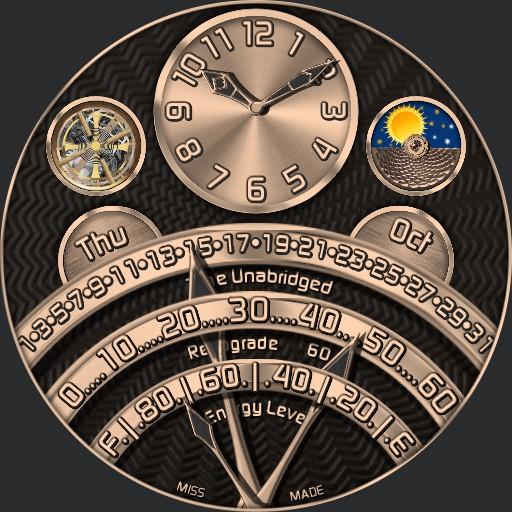 Time Unabridged BRG JBTUBRG250820