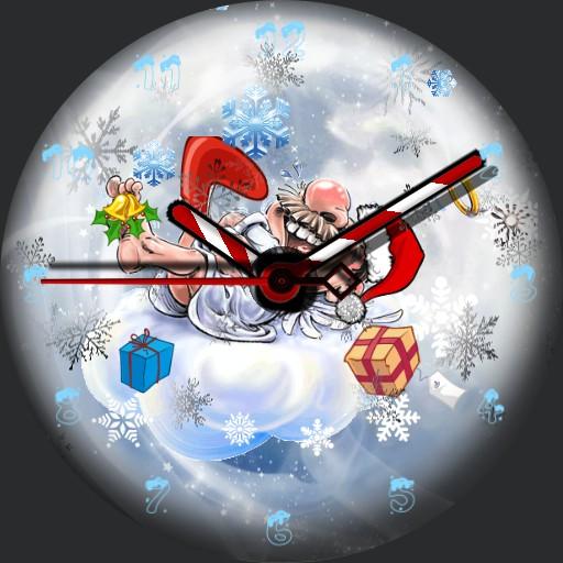 Snowflake Play 3fach Dim nach Tageszeit  A.