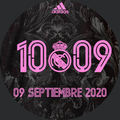 Real Madrid 20-21 3rd shirt team black and pink