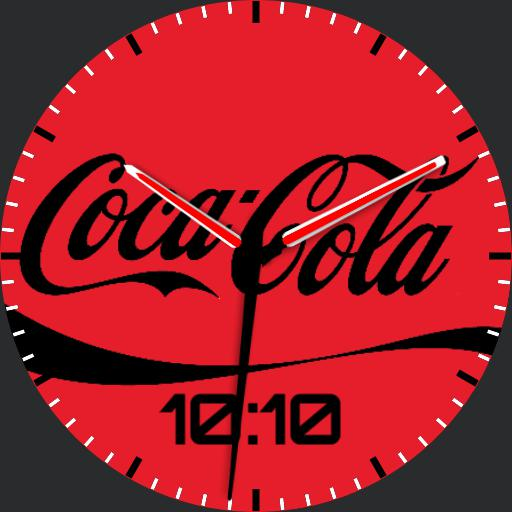 coca cola red color