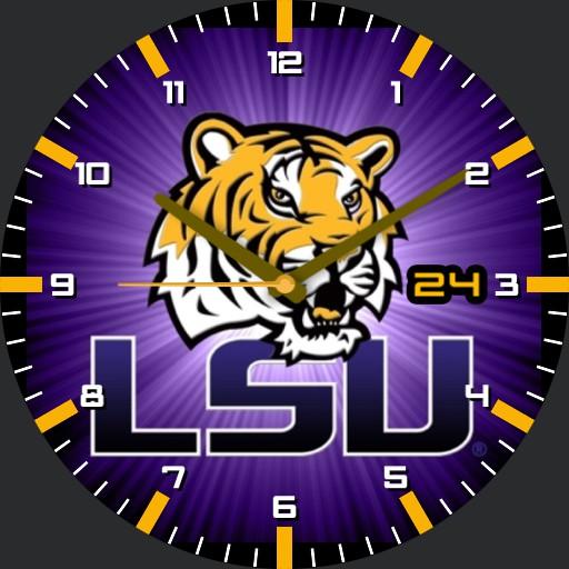 LSU Tigers Geaux Tigas Copy