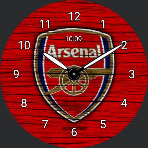 Arsenal Woody Pattern