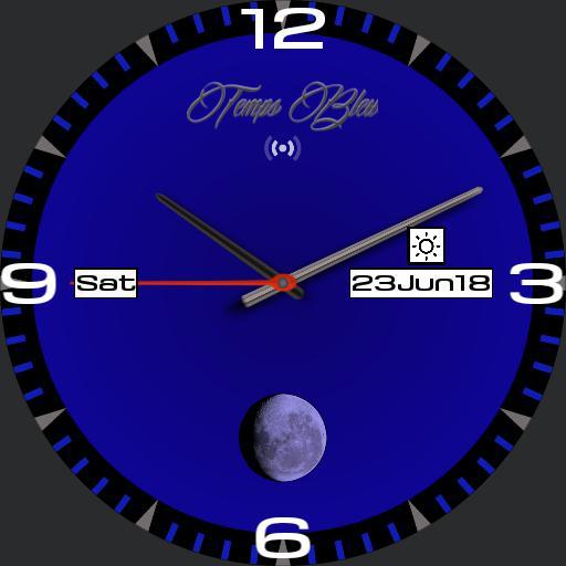 Temps Bleu