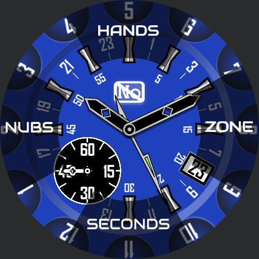 No GMT Blue