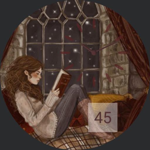 A book reader
