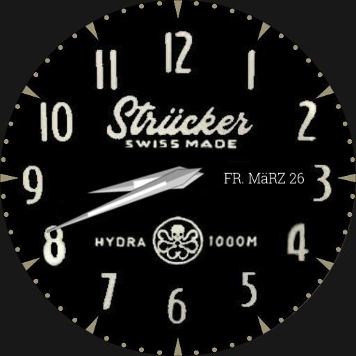 Von Strucker Watch