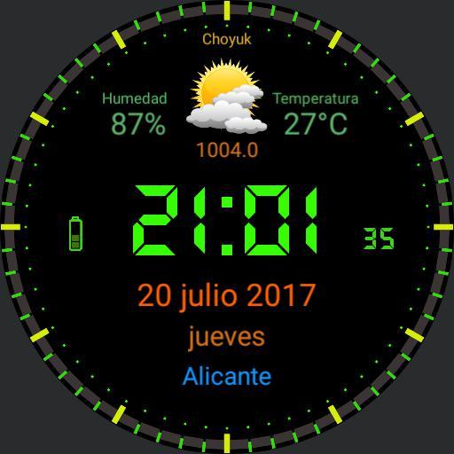 Reloj Digital 1.1