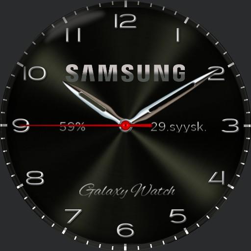 Samsung Galaxy Watch 3D 2.0 Copy