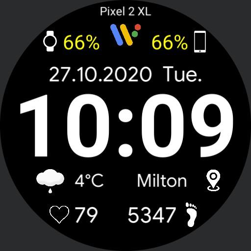 Pixel Watch Copy