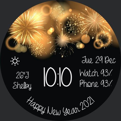 Happy New Year 2021 By SM Copy by geri