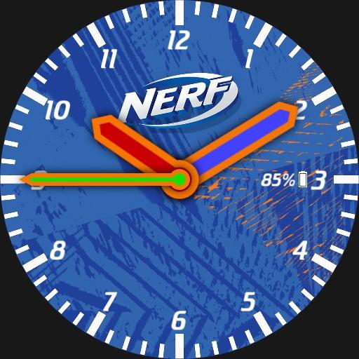 NERF Watch Plus