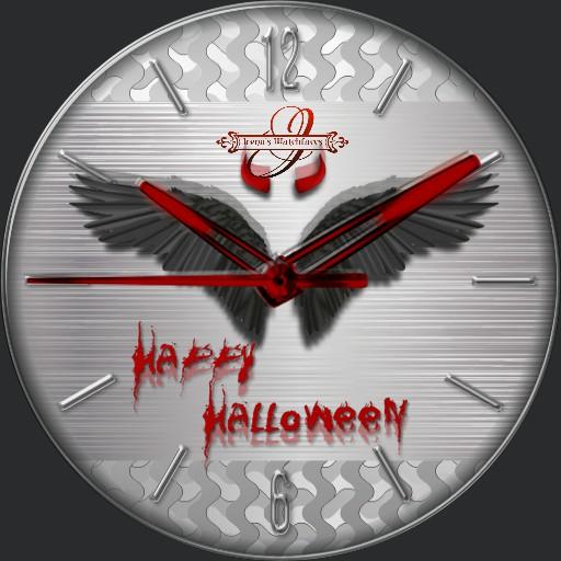 Halloween 3fach Dim nach Tageszeit