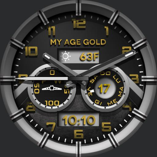 My Age-Gold