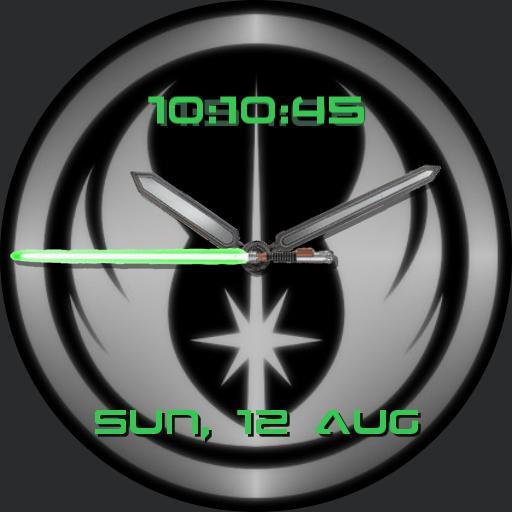 Star Wars Jedi Green