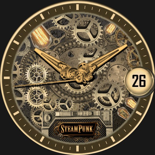 Steampunk tribute with Fader V.3.22  published