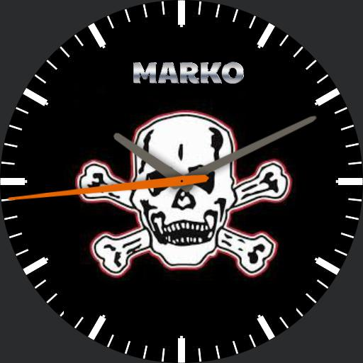 Skull by MarkO