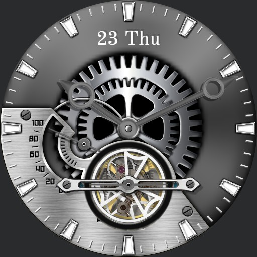 Gears n Tourbillon